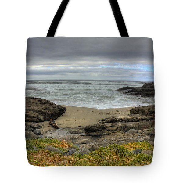 Waldport Beach Beauty Tote Bag