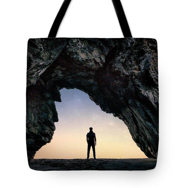 Walk Into My Dream Tote Bag