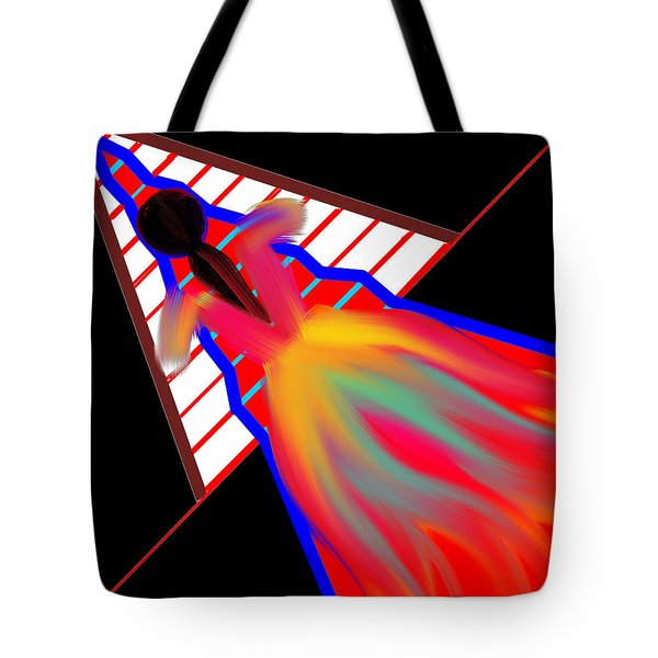 Walk The Red Carpet Tote Bag