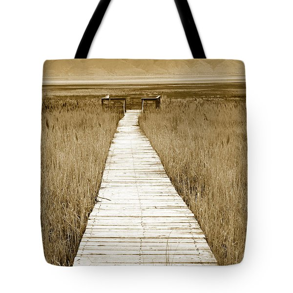 Walk With Me 1 Tote Bag