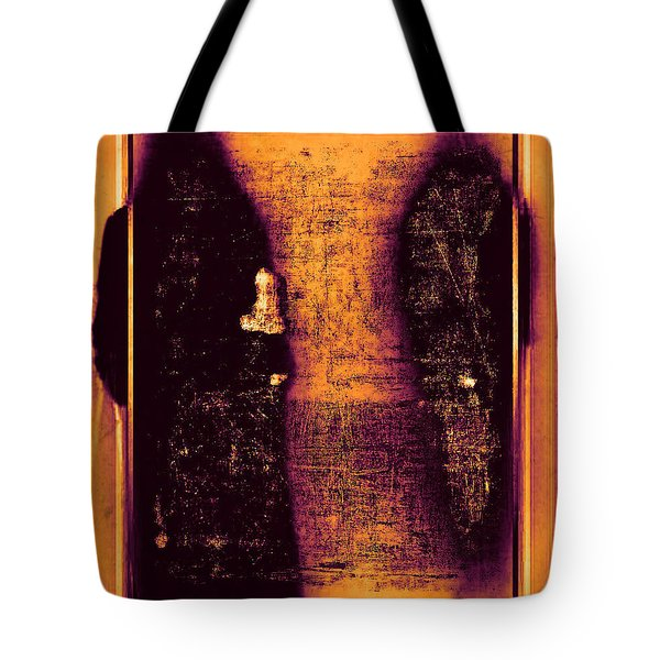 Walk With The Forbidden Tote Bag by Tony Adamo