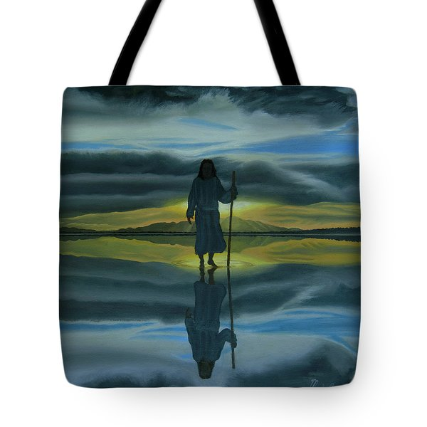 Walk With You Tote Bag