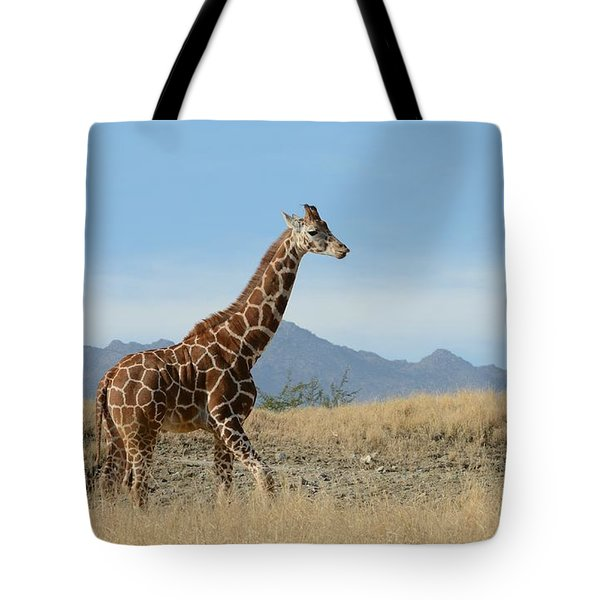 Walkabout 3 Tote Bag