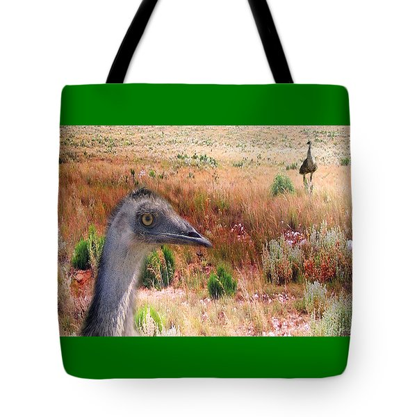 Walkabout Tote Bag