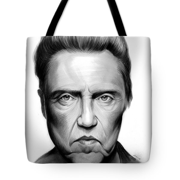 Walken Tote Bag
