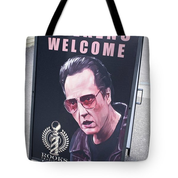 Walkens Welcome Tote Bag