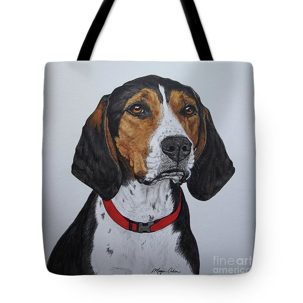 Walker Coonhound - Cooper Tote Bag