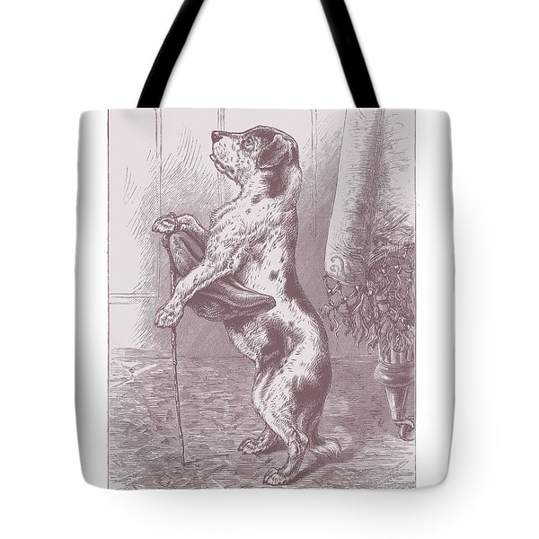 Walkies? Tote Bag