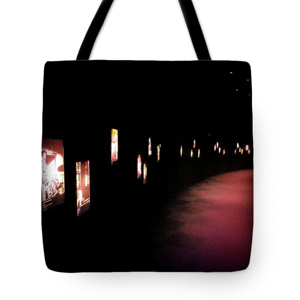 Walking Among The Stories Tote Bag