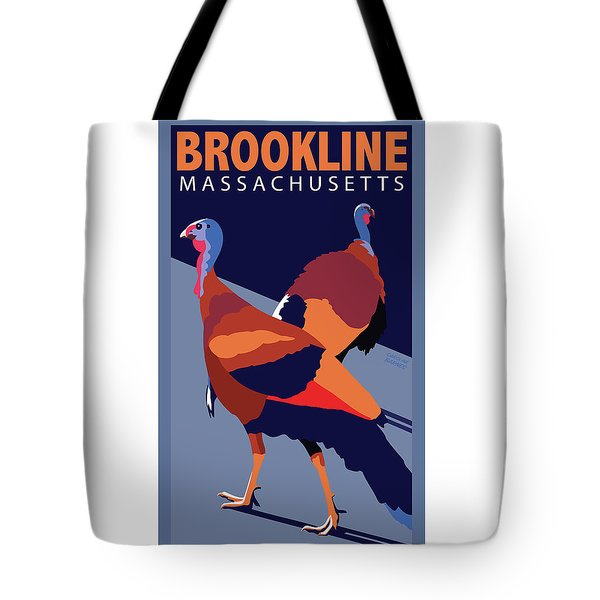 Walking Away From You Tote Bag