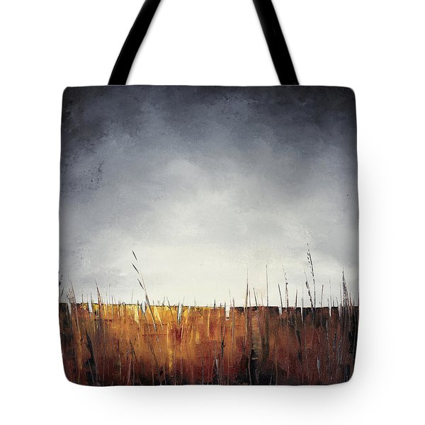 Walking, I Am Listening To A Deeper Way Tote Bag