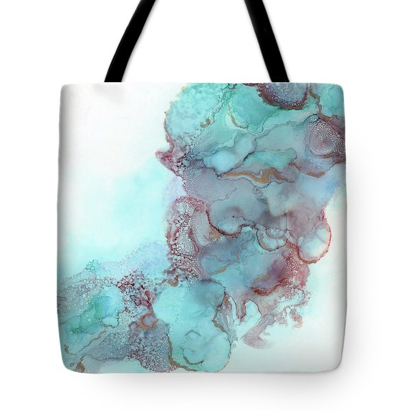 Walking In The Sky Tote Bag