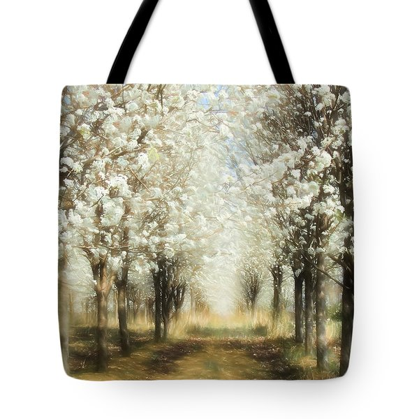 Walking Through A Dream Ap Tote Bag