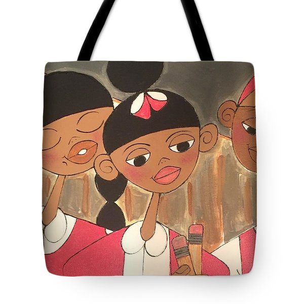 Walkin Home Tote Bag