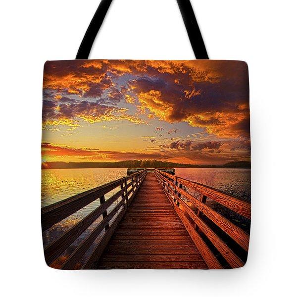 Walkyn Skywyrd Tote Bag