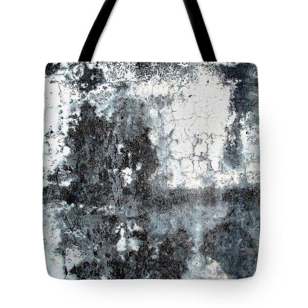 Wall Abstract 165 Tote Bag by Maria Huntley