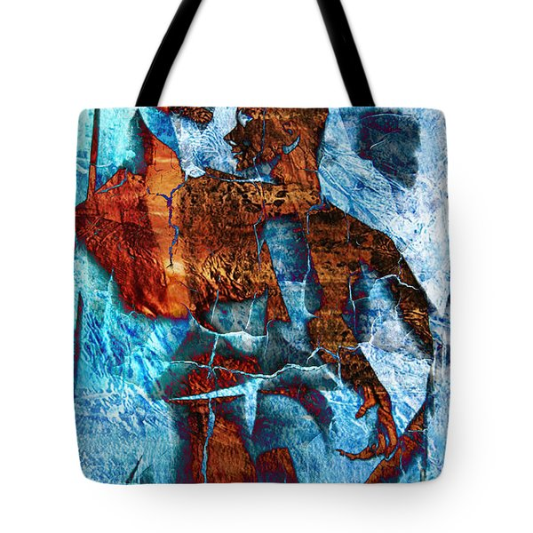 Wall Art Fenimina  Tote Bag by Danica Radman