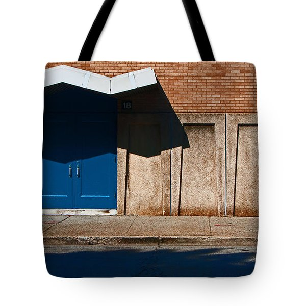 Wall In Kentucky Tote Bag
