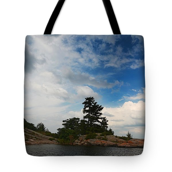 Wall Island Big Sky 3627 Tote Bag