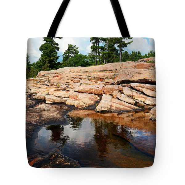 Wall Island Colours Tote Bag