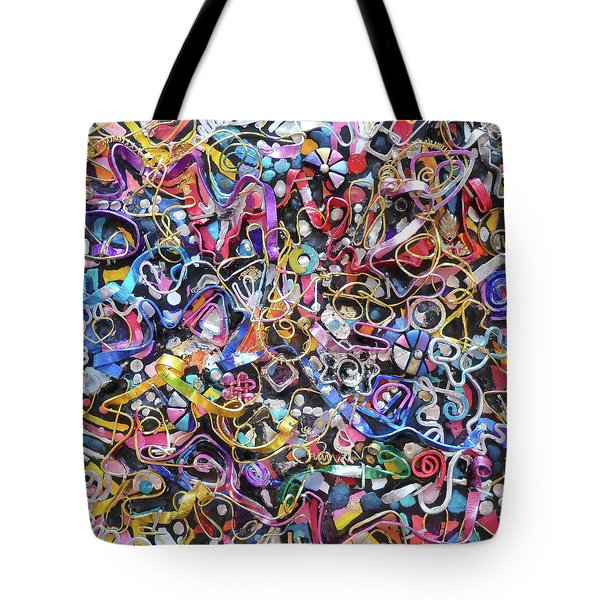 Wall Jewelry 3r Tote Bag