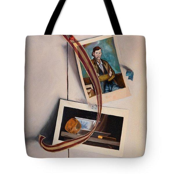 Wall Study Tote Bag