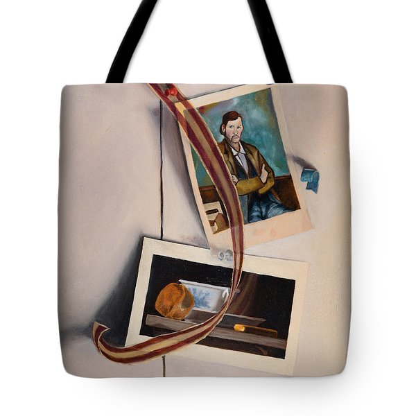 Wall Study Tote Bag