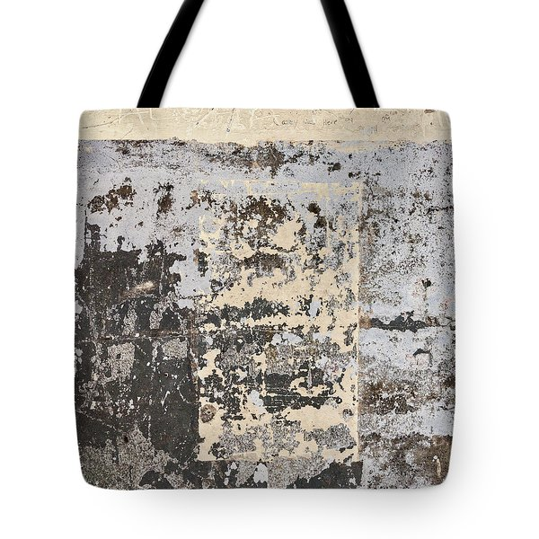Wall Texture Number 14 Tote Bag