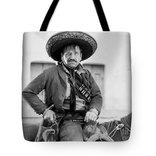 Wallace Beery (1885-1949) Tote Bag by Granger