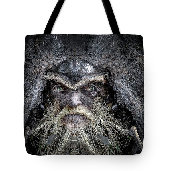 Wally Woodfury Tote Bag