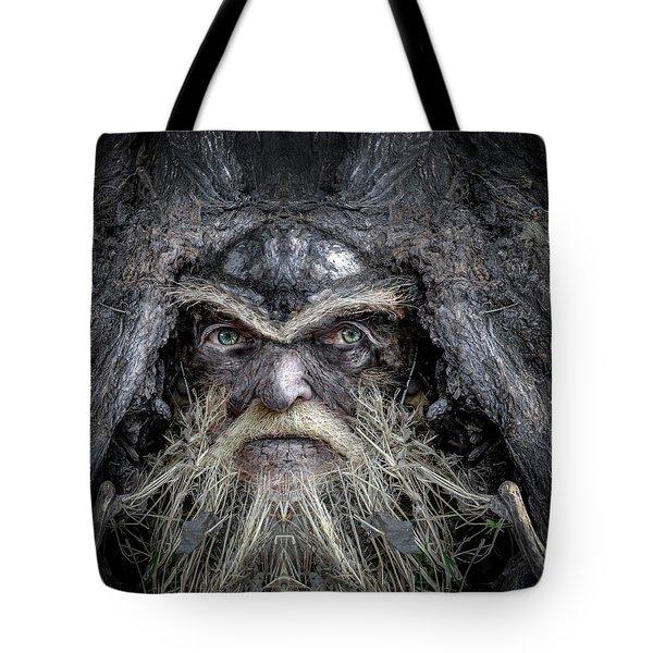 Wally Woodfury Tote Bag