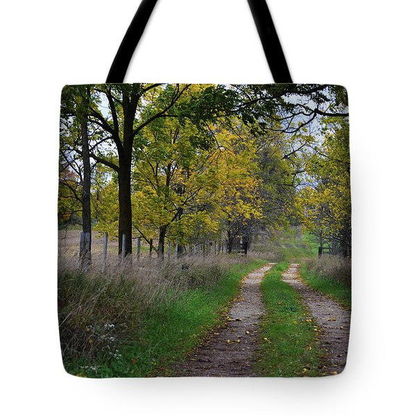 Walnut Lane Tote Bag