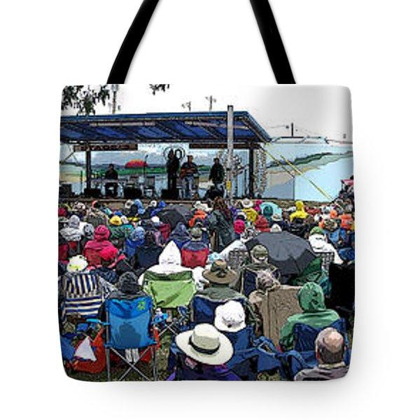 Walnut Valley Festival Tote Bag