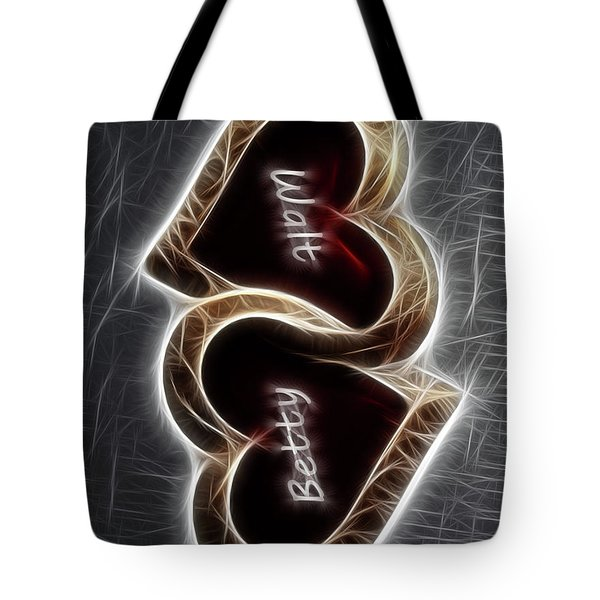 Walt-betty-anniversary Tote Bag