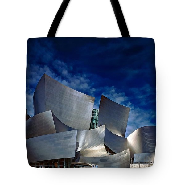 Walt Disney Concert Hall Tote Bag