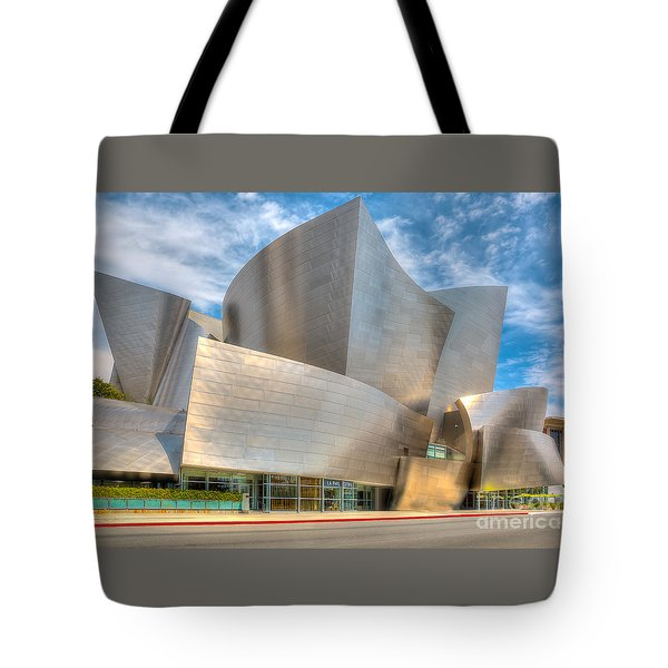 Walt Disney Concert Hall - Los Angeles Tote Bag
