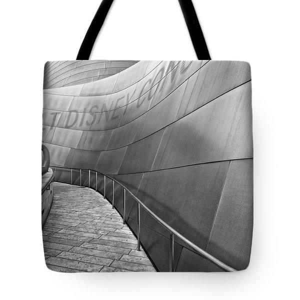 Walt Disney Concert Hall One Tote Bag
