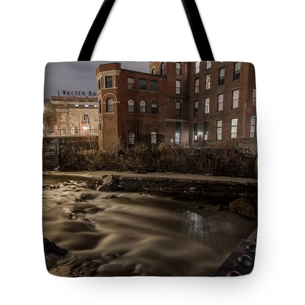 Walter Baker Chocolate Factory Tote Bag