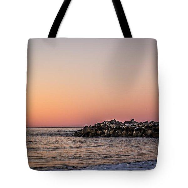 Walton At Sunset Tote Bag