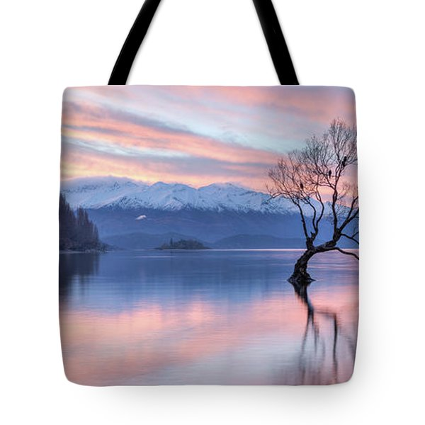 Wanaka Sunset Tote Bag