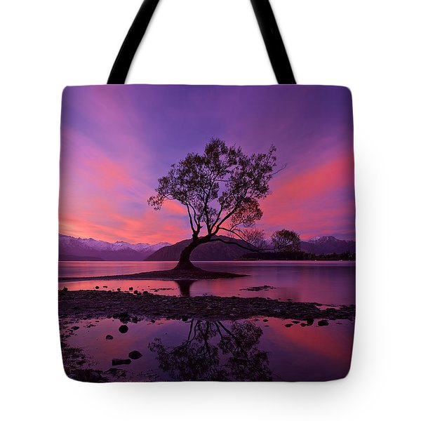 Wanaka Tree Tote Bag