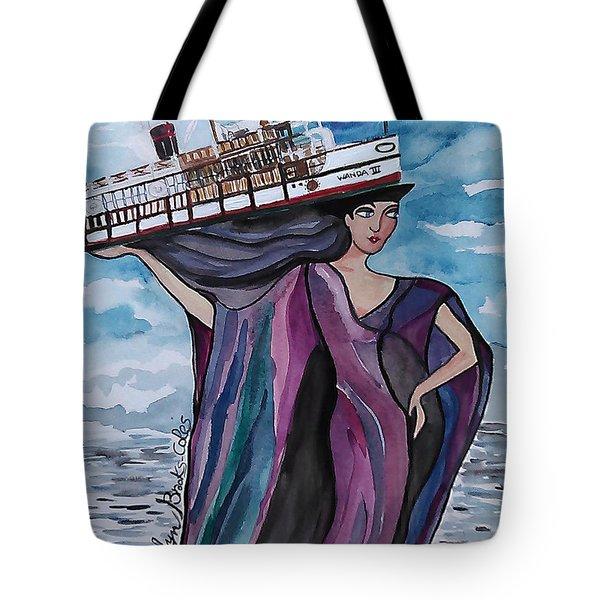 Wanda IIi Tote Bag