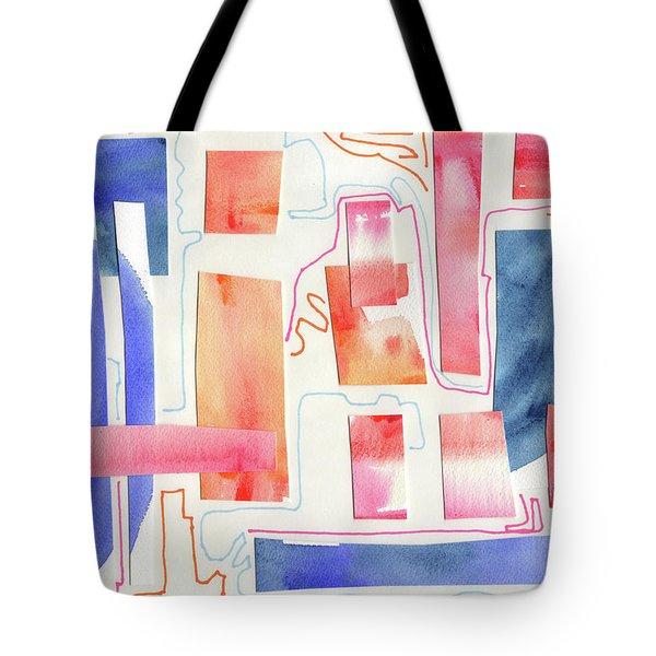 Wander More Tote Bag