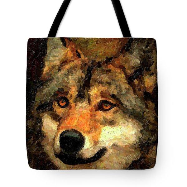 Wanderer Tote Bag by Adam Olsen