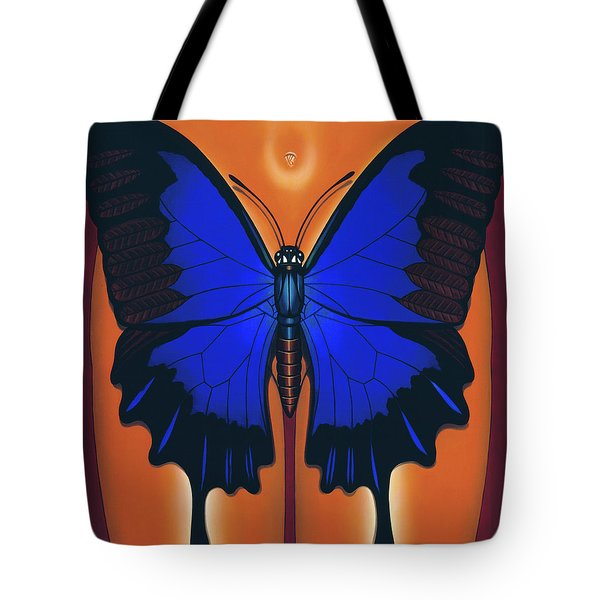 Wandering Dream 2 Tote Bag