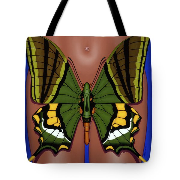 Wandering Dream 3 Tote Bag