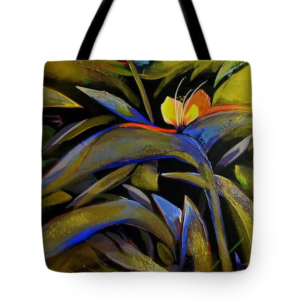 Wandering In The Sunrise Tote Bag