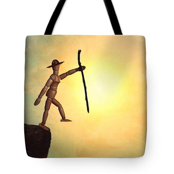 Wanderlust Tote Bag by Mark Fuller