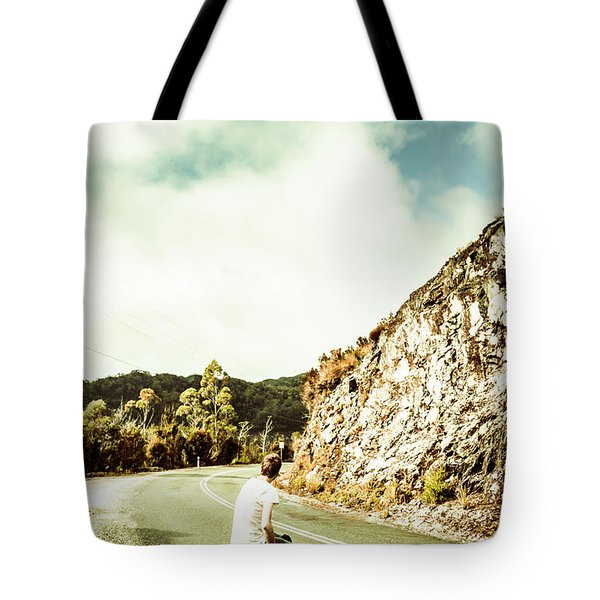 Wanderlust Southwest Tasmania Tote Bag