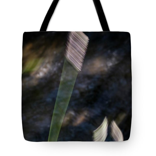 Wands Over Water Tote Bag